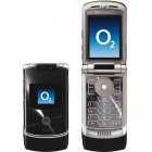 Motorola RAZR V3xx Music Bluetooth GREY Phone ATT
