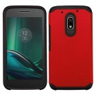 Motorola Moto G4 Play Red/Black Astronoot Case