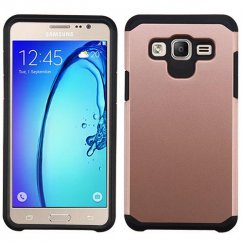 Samsung Galaxy On5 Rose Gold/Black Astronoot Case