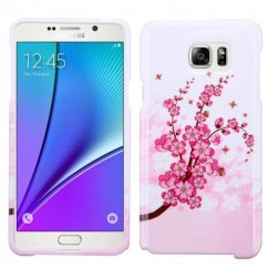 Samsung Galaxy Note 5 Spring Flowers Case