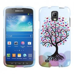Samsung Galaxy S4 Active SGH-i537 Love Tree Case
