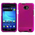 Samsung Galaxy S2 Titanium Solid Hot Pink Case