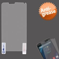 Motorola Droid Turbo XT1254 Anti-grease LCD Screen Protector/Clear