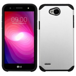 LG X Power 2 Silver/Black Astronoot Case