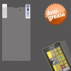 Nokia Lumia 520 Anti-grease LCD Screen Protector/Clear