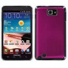 Samsung Galaxy Note Hot Pink Cosmo Back Case (Warp speed)