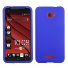 HTC Droid DNA Solid Skin Cover - Electric Blue