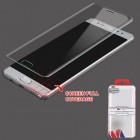 Samsung Galaxy Note 7 Full Coverage Tempered Glass Screen Protector/Transparent