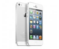 Apple iPhone 5 16GB 4G LTE White Smart Phone Cricket Wireless