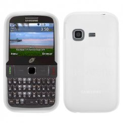 Samsung Freeform M Solid Skin Cover - Translucent White