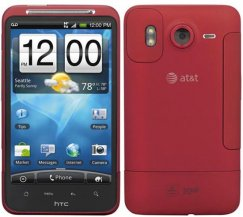 HTC Inspire 4G Android Smartphone - ATT Wireless - Red
