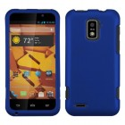 ZTE Warp 4G Titanium Solid Dark Blue Case