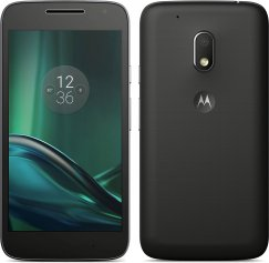 Motorola Moto G4 Play 16GB XT1607 Android Smartphone - Cricket Wireless - Black