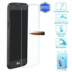 LG K10 Flexible Shatter-Proof Screen Protector