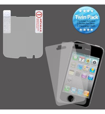 Kyocera Brio Screen Protector Twin Pack