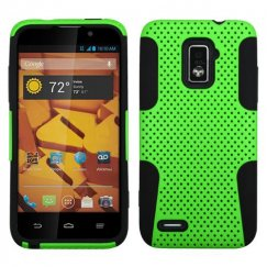 ZTE Warp 4G Green/Black Astronoot Case