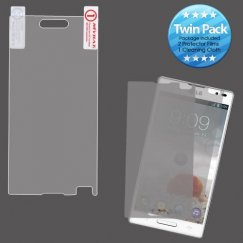 LG Optimus L9 Screen Protector Twin Pack