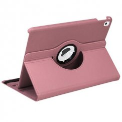 AppleiPad iPad Pro 9.7 2016 Pink Premium Rotatable Wallet