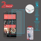HTC Desire 626 Tempered Glass Screen Protector (2-pack)