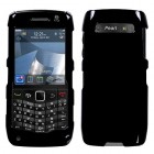 Blackberry 9100 Pearl 3G Solid Black Case