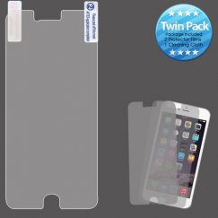 Apple iPhone 6/6s Plus Screen Protector Twin Pack