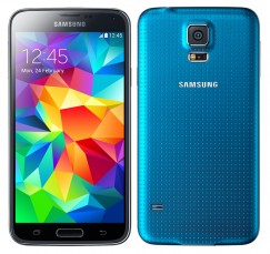 Samsung Galaxy S5 16GB SM-G900 Android Smartphone - Unlocked GSM - Blue