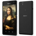 Sony Xperia C4 E5306 16GB Android Smartphone with 13MP Camera - Unlocked GSM - Black