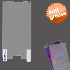 Samsung Galaxy Note 4 Anti-grease LCD Screen Protector/Clear