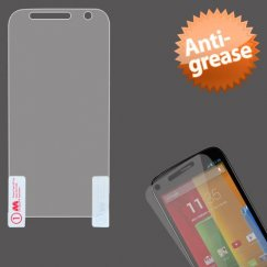 Motorola Moto G Anti-grease LCD Screen Protector/Clear
