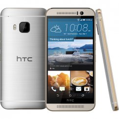 HTC One M9 32GB Android Smartphone - Cricket Wireless - Silver