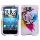 HTC Inspire 4G Butterfly Paradise Phone Protector Cover