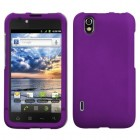 LG Marquee Grape Phone Protector Cover(Rubberized)