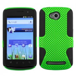 Coolpad Quattro 4G Green/Black Astronoot Case