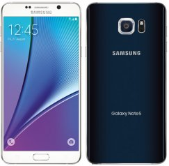 Samsung Galaxy Note 5 N920P 64GB Android Smartphone for Sprint PCS - White with Black Back