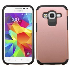 Samsung Galaxy Core Prime Rose Gold/Black Astronoot Case
