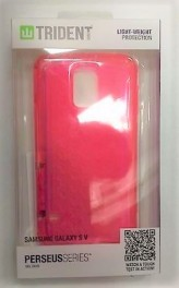 Samsung Galaxy S5 Trident Perseus Series Case - Pink