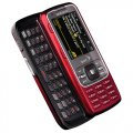 Samsung RANT Bluetooth MP3 Camera GPS Sprint RED Phone