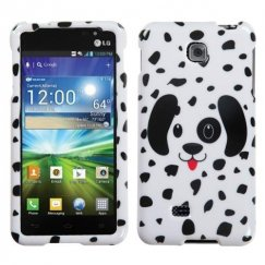 LG Escape Dotted Dalmatian Case