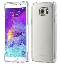 Samsung Galaxy Note 4 PureGear Slim Shell Case - Clear