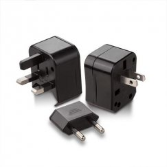 Universal Travel Plug AC Adapter