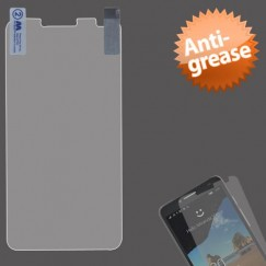Alcatel One Touch Fierce XL Anti-grease LCD Screen Protector/Clear
