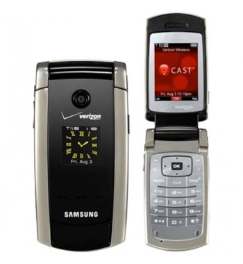 Samsung U700 Gleam Bluetooth Music Camera Phone Verizon