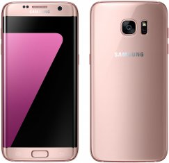 Samsung Galaxy S7 Edge 32GB for Cricket Wireless Smartphone in Pink