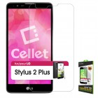 LG Stylus 2 Plus Tempered Glass Screen Protector