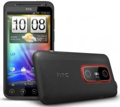 HTC EVO 3D Android Smartphone for Virgin Mobile - Black