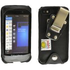 Blackberry Z10 Turtleback Heavy Duty Leather Case with Metal Clip