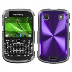Blackberry Bold 9930 Purple Cosmo Case