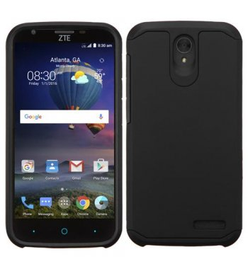 ZTE Grand X 3 / Warp 7 Black/Black Astronoot Case