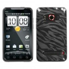 HTC EVO 4G Smoke Zebra Skin Candy Skin Cover