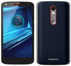 Motorola Droid Turbo 2 32GB XT1585 Android Smartphone - Verizon - Blue Ballistic Nylon